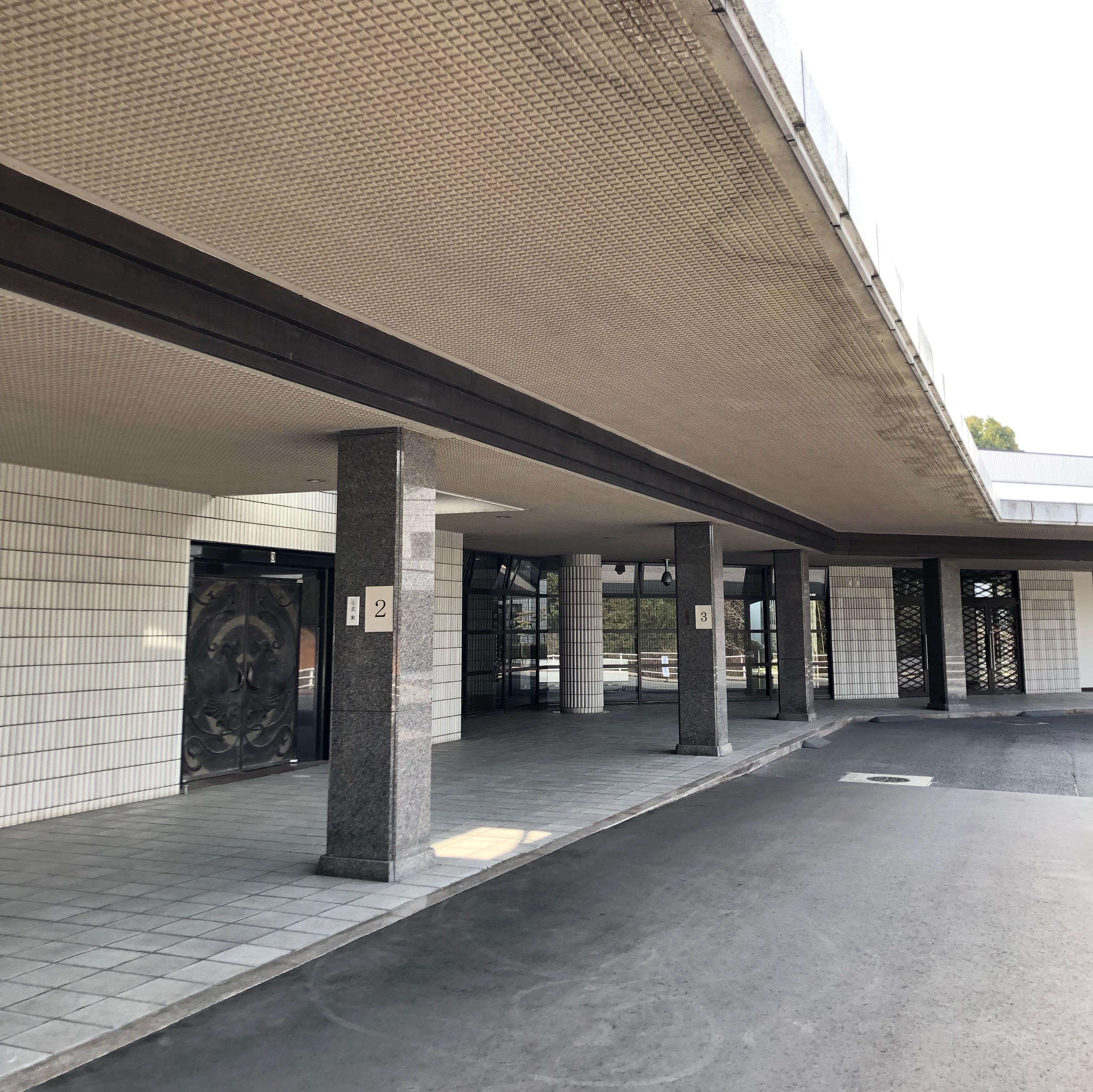 北筑昇華苑外観