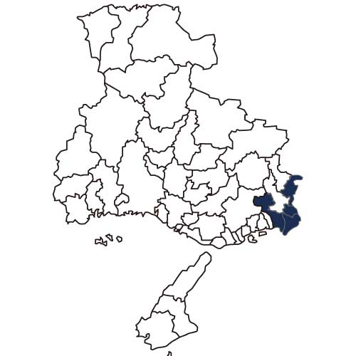 兵庫県東部