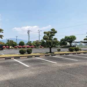 しらさぎ苑 駐車場