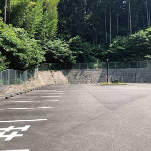 浄楽苑駐車場